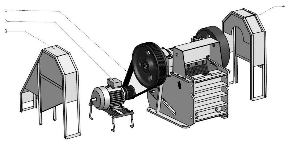 Ооо экг-деталь запасные части к дробилкам оператор дробильной установки в Кинель